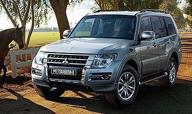Mitsubishi Pajero Limited Edition