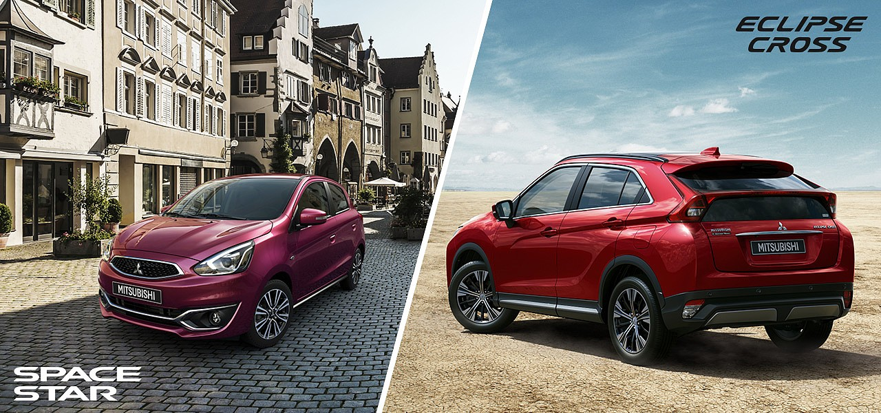 Eclipse Cross & Space Star